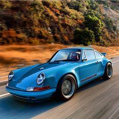 #Porsche911 #Porsche @exoticcarlist @singervehicledesign #Padgram