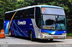 Ônibus da empresa Viação Cometa, carro 5531, carroceria Marcopolo Paradiso G6 1200, chassi Scania K124. Foto na cidade de São Paulo-SP por Flávio Oliveira, publicada em 04/11/2016 13:13:13.