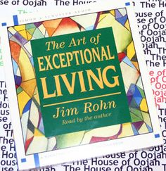 The Art of Exceptional Living - Jim Rohn My honey bought this for me, and I love it! Books On Tape, Jim Rohn, Online Shopping Stores, Self Development, Great Quotes, Audio Books, Honey, Motivation, My Love