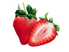 These aphrodisiac foods suggestions can satisfy your appetite and spark your desire! Strawberry Drawing, Strawberry Tattoo, Fruits Drawing, Food Drawing, Fruit And Veg, Fruits And Vegetables, Strawberry Health Benefits, Strawberry Nutrition, Strawberry Background