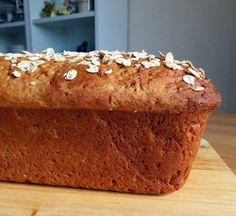 Oatmeal Batter Bread Baking Tins, Bread Baking, Molasses Bread, Oatmeal Bread, Recipe Generator, English Kitchens, Yeast Bread, Oatmeal Recipes, Dry Yeast