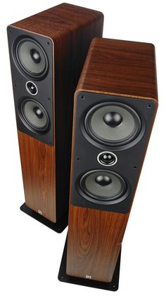 Best speakers budget to premium stereo speakers Floor Speakers, Floor Standing Speakers, Tower Speakers, Best Speakers, Speaker Stands, Stereo Speakers, Audio Design, Speaker Design, Equipment For Sale