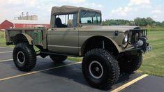 1968 Kaiser Jeep M715 Pickup 6.0L, Automatic | Lot T265 | Dallas ...