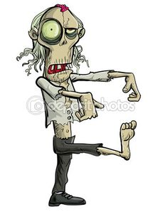 Cartoon Zombies - Bing Images