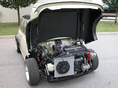 Vtec Mini Cooper I would luv to have one of these ones too