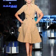 Vestido de corcho #duquevelez