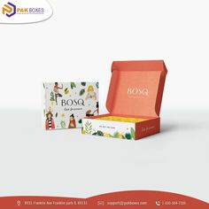 Make your business identifiable by effective branding and packaging also boost observation of product quality in your customers' eyes.  Win Customers!  #Packaging #Awarenes #Identity #BrandImage #CustomBoxes  #mondaythoughts  #PakBoxes