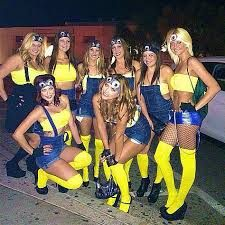 50 Creative Girlfriend Group Costumes You know the drill you and your girlfriends spend weeks talking about your group costume only for Halloween to creep ...  sc 1 st  Pinterest & 10 Creative Group Halloween Costume Ideas | [College] Trends ...