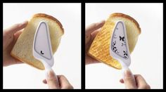 I need this portable toaster at work, because sometimes I'm too lazy to go to the breakroom.