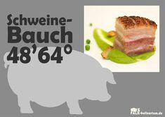 Langzeitgegarter Schweinebauch