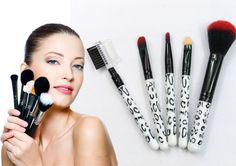 SALE: US $1.29 - NEW 5Pcs Makeup Blush Eyeshadow Leopard Brushes Lipstic Cosmetic Brushe Set Tool | FREE Shipping: http://shop.getpretty.com.au/products/new-5pcs-makeup-blush-eyeshadow-leopard-brushes-lipstic-cosmetic-brushe-set-tool/