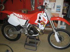 honda cr 500 1991
