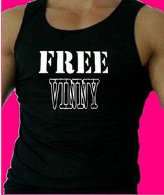 Free Vinny Tank Top M 15/39