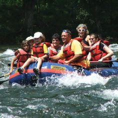 Whitewater Rafting, Canoeing & Kayaking - High Country Journey