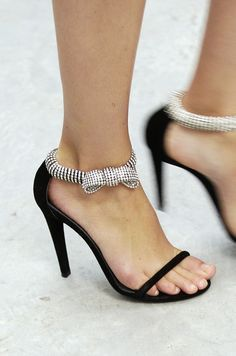 Balenciaga - I will have delicate sweet little feet and toes like this.