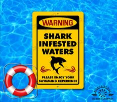 Aluminum Signs, Metal Signs, Swimming Pool Rules, Outside Pool, Image Chart, Pool Signs, Camping Signs, Cool Pools, Funny Signs