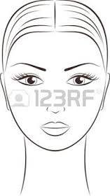 Résultats de recherche d'images pour «apprendre a dessiner un visage»