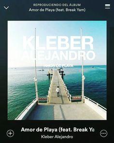 @kleberalejandro -  Nos presentamos  @rts_vctec Amor de playa #vamoscontodo espero me acompañen y canten conmigo #ohohoh -