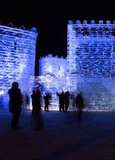Quebec Winter Carnival - Quebec, Canada