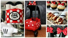the HUNTED INTERIOR: Minnie Mouse Birthday Party    cutest little minnie party ever!!!