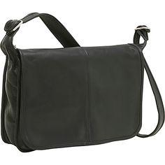 Le Donne Leather Classic Messenger