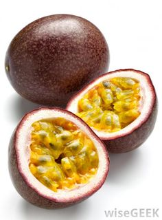 Passion Fruit.... I've never smelled anything so beautiful!