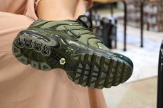 Chubster favourite ! - Coup de cœur du Chubster ! - shoes for men - chaussures pour homme - sneakers - boots - sneakershead - yeezy - sneakerspics - solecollector -sneakerslegends - sneakershoes - sneakershouts -  Nike Air Max Plus TN