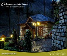Our resort displays a rich aura of peace & adventure, so that no visitor goes disappointed! Visit us - www.thehimalayanvillage.in #Kasol #TheHimalayanVillageResort