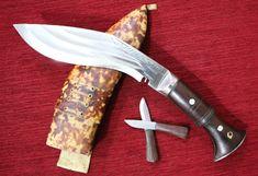 Gurkha Panawal 3 Fuller Khukuri Kukri Kukkri Kukrri Knife 8 inch Full Tang