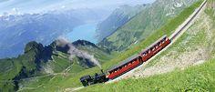 Dampferlebnis Brienz Rothorn Bahn.