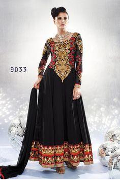 #designer #anarkali #salwar #suits @  http://zohraa.com/black-faux-gorgette-anarkali-z2897p170-9033-136.html #designeranarkalisuits #celebrity #anarkali #zohraa #onlineshop #womensfashion #womenswear #bollywood #look #diva #party #shopping #online #beautiful #beauty #glam #shoppingonline #styles #stylish #model #fashionista #women #lifestyle #fashion #original #products #saynotoreplicas