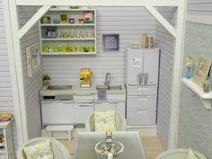Diorama | Cape Rod Kitchen