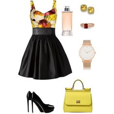 A fashion look from January 2015 featuring Dolce&Gabbana tops, Christopher Kane skirts and Sergio Rossi pumps. Browse and shop related looks. Sergio Rossi Pumps, Christopher Kane, January, Fashion Looks, Shoe Bag, Skirts, Stuff To Buy, Shopping, Collection
