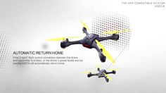 Hubsan X4 STAR H507A App Compatible Wifi FPV With 720P HD Camera GPS RC Quadcopter RTF