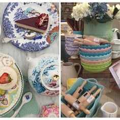 Cake off or Bake off, the choice is yours at RY. #kitchenware #books #ceramics www.restorationyard.com