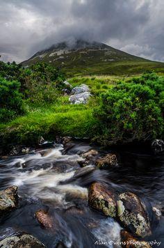 Below Errigal, County Donegal