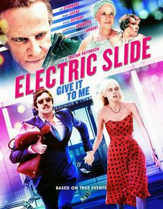 Check out the trailer and poster for Electric Slide