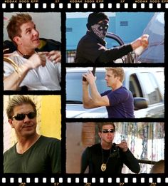 Kenny Johnson in 'The Shield'