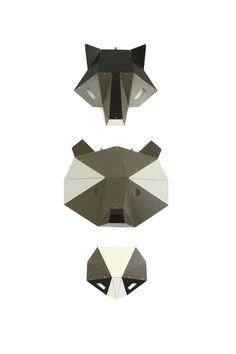 Kosmos Project Masks 3