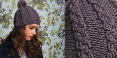 modèle gratuit Archives - Page 13 of 56 - Prima Cable Knitting, Easy Knitting, Knitted Hats, Crochet Hats, Rico Design, Knitting Projects, Knitting Ideas, Winter Hats, Sewing