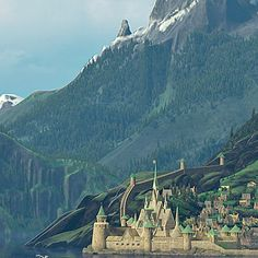 Arandelle, Frozen | 17 Fictional Locations You Can Actually Visit