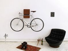 8 Creative Ways to Store Your Bike