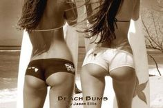 $4.01 Beach Bums - Girls On Beach, Photo Print Poster - 24x36  #girls #beach #poster #home #house http://www.InTheWind.org