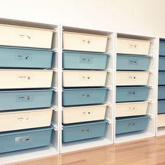 My Shelf/ダイソー/ナチュラル/100均/DIY/北欧...などのインテリア実例 - 2017-08-31 07:31:49 House Rooms, Kids And Parenting, Home Projects, Diy And Crafts, Kids Room, Dresser, Organization, Storage, Interior
