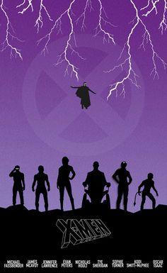 X-Men Apocalypse Poster - Joshua Millard