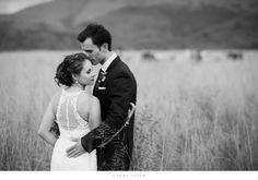 #EnzoaniRealBride Leande in our Enzoani Isla gown...in one of the most beautiful weddings we've seen! So sweet!