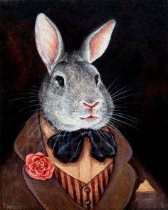 Chincilla Rabbit