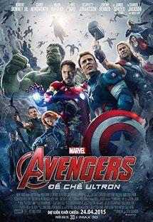 Phim moi - Avengers Đế chế Ultron