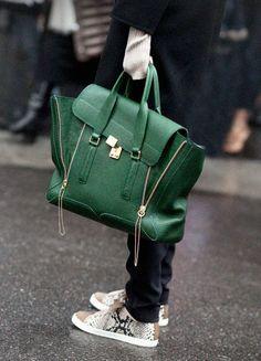 fantástico bolso