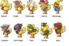 chocobos | chocobos dungeon 20080630051553973 final fantasy fables chocobos ...